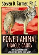Power Animal Oracle Cards - Steven D. Farmer